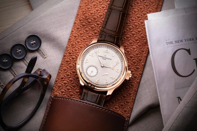 Thương hiệu đồng hồ dành cho giới thượng lưu cùng lúc cho ra mắt 11 mẫu đồng hồ điểm chuông độc đáo - Ảnh 5.