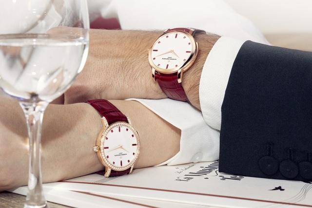 Thương hiệu đồng hồ dành cho giới thượng lưu cùng lúc cho ra mắt 11 mẫu đồng hồ điểm chuông độc đáo - Ảnh 6.