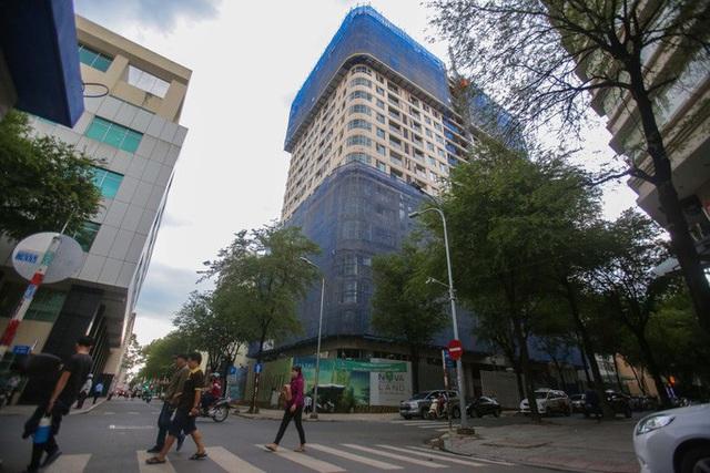 Giật mình số khách hàng đổ 1.033 tỉ đồng vào cao ốc 15 Thi Sách - Ảnh 1.