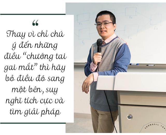 TS Đinh Ngọc Thạnh: Một người như mình thì chẳng làm được gì cả, nhưng một triệu bạn trẻ Việt Nam ra thế giới mang kiến thức về thì… - Ảnh 13.