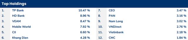 Pyn Elite Fund nắm giữ tiền mặt cao kỷ lục, đẩy mạnh bán MWG trong tháng 11 - Ảnh 2.