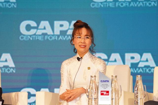 CEO Vietjet Nguyễn Thị Phương Thảo tiếp tục vào Top100 phụ nữ quyền lực nhất thế giới - Ảnh 1.