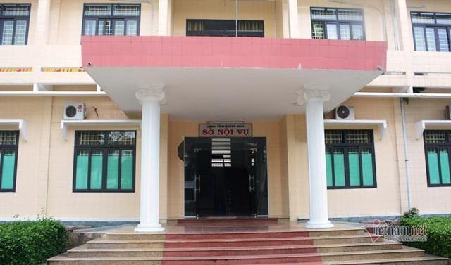 Quan chức Quảng Ngãi phân trần việc con du học bằng ngân sách không về - Ảnh 2.
