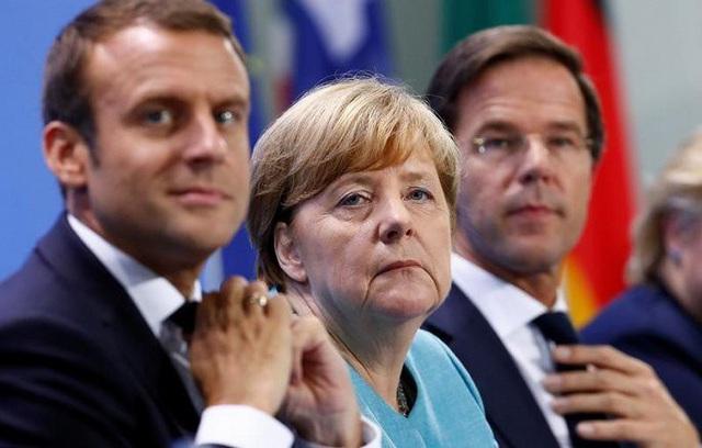 Bà Merkel 9 năm liên tiếp là người phụ nữ ảnh hưởng nhất thế giới - Ảnh 1.