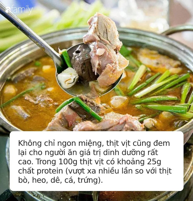 """Thịt vịt là """"thuốc bổ thượng hạng"""" trong Đông y nhưng có những người càng ăn càng độc, đặc biệt là 5 đối tượng này - Ảnh 1."""