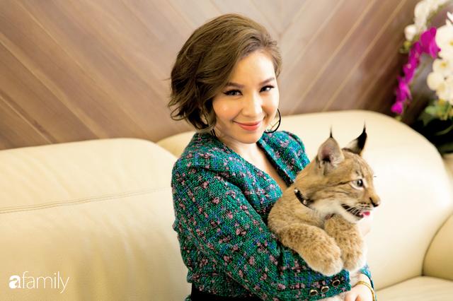 Trang Hà - Cô gái mang những chú mèo trị giá hàng tỷ đồng về Việt Nam và tiết lộ trào lưu nuôi thú cưng mới của giới đại gia và siêu giàu tại Sài Gòn - Ảnh 22.
