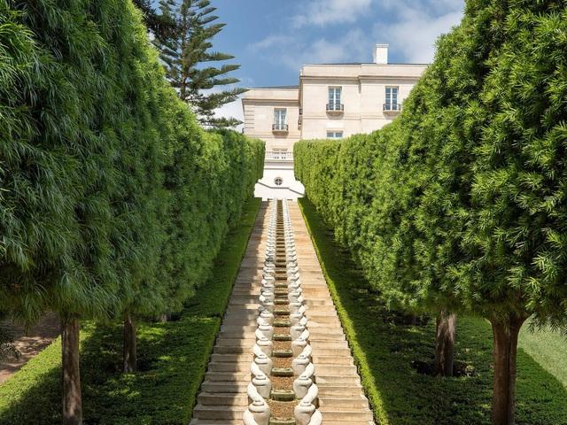 Chiêm ngưỡng dinh thự 150 triệu USD đắt nhất khu nhà giàu California - Ảnh 10.
