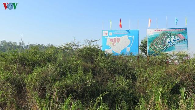 Có tình trạng gom đất dự án khiến giá đất ở Quảng Ngãi tăng vọt - Ảnh 2.