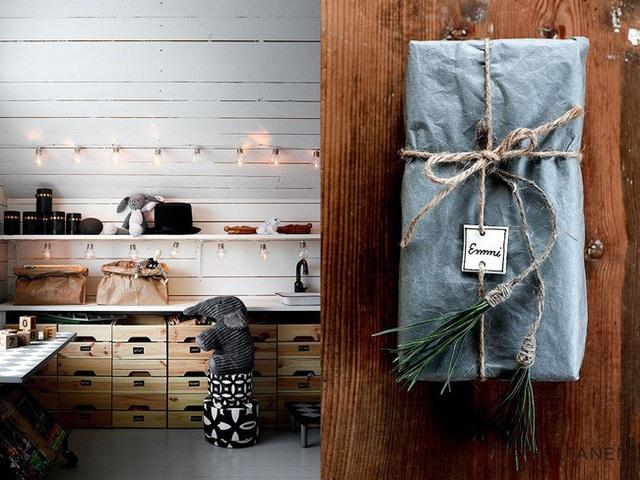 Đón Noel siêu ấm áp với những kiểu trang trí cực đơn giản - Ảnh 6.