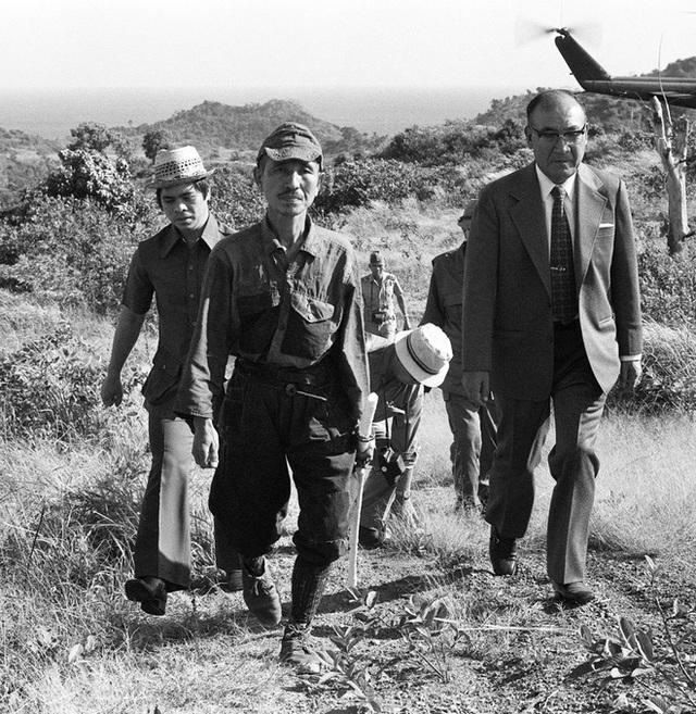 Câu chuyện về chiến binh huyền thoại của Nhật Bản trong Thế chiến II: 30 năm sau khi chiến tranh vẫn mai phục trong rừng vì... chỉ huy không quay lại đón như đã hứa - Ảnh 6.