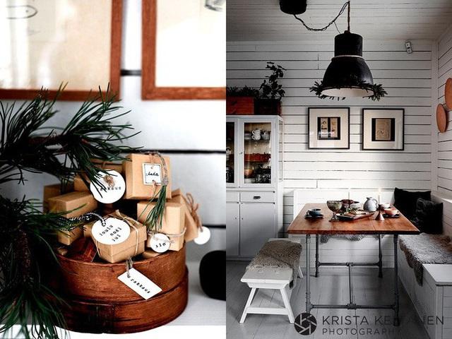 Đón Noel siêu ấm áp với những kiểu trang trí cực đơn giản - Ảnh 7.