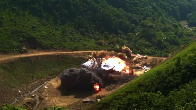 Hàn Quốc tung video tấn công phủ đầu Triều Tiên  - Ảnh 1.