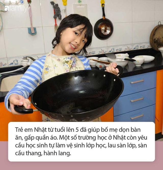 Cha mẹ Việt người gào thét, người nuông chiều con làm việc nhà, hãy xem các nước trên thế giới cha mẹ giao việc cho con thế nào - Ảnh 1.
