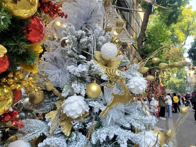 Phù phép bạch thông hàng Tàu chơi Noel, hét giá 20 triệu đồng vẫn gây sốt - Ảnh 6.