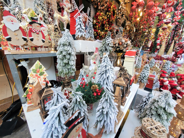 Phù phép bạch thông hàng Tàu chơi Noel, hét giá 20 triệu đồng vẫn gây sốt - Ảnh 8.