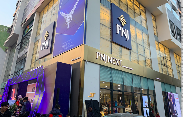PNJNext đầu tiên ở phía Bắc chính thức ra mắt tại Hà Nội - Ảnh 1.