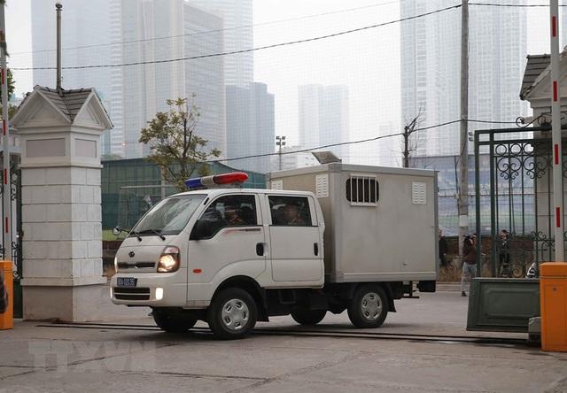 Hình ảnh các bị cáo vụ MobiFone mua lại AVG ra hầu tòa - Ảnh 1.