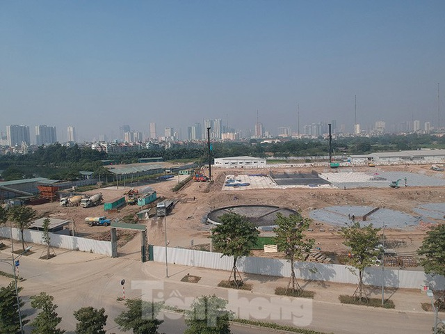 Nhà máy xử lý nước thải 16.000 tỷ được kỳ vọng cứu sông Tô Lịch giờ thế nào? - Ảnh 2.