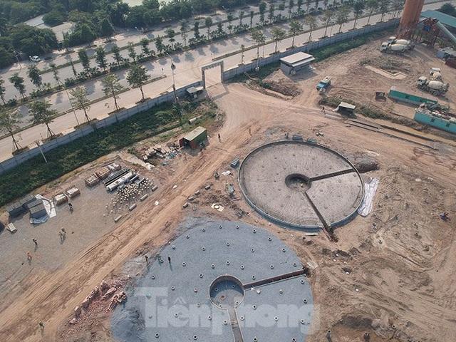 Nhà máy xử lý nước thải 16.000 tỷ được kỳ vọng cứu sông Tô Lịch giờ thế nào? - Ảnh 11.