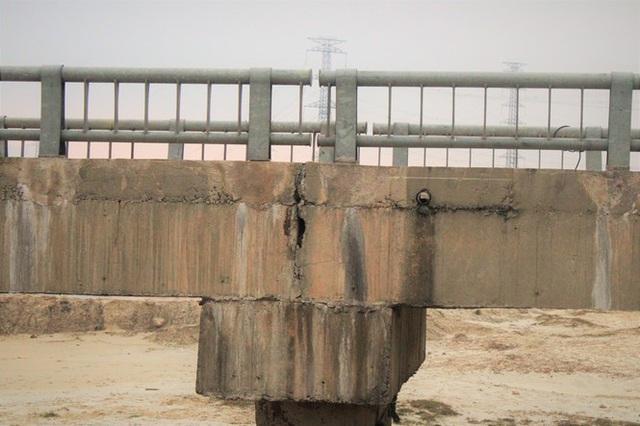 Cận cảnh cây cầu hơn 7 tỷ đồng được làm bằng bê tông cốt xốp ở Hà Tĩnh - Ảnh 3.
