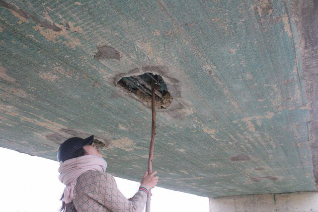 Cận cảnh cây cầu hơn 7 tỷ đồng được làm bằng bê tông cốt xốp ở Hà Tĩnh - Ảnh 5.