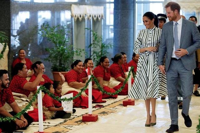 Chân dung tiểu hoàng tử Tonga, mới sinh ra nắm trong tay vận mệnh của một hoàng gia, càng lớn càng khiến người hâm mộ phát cuồng - Ảnh 5.