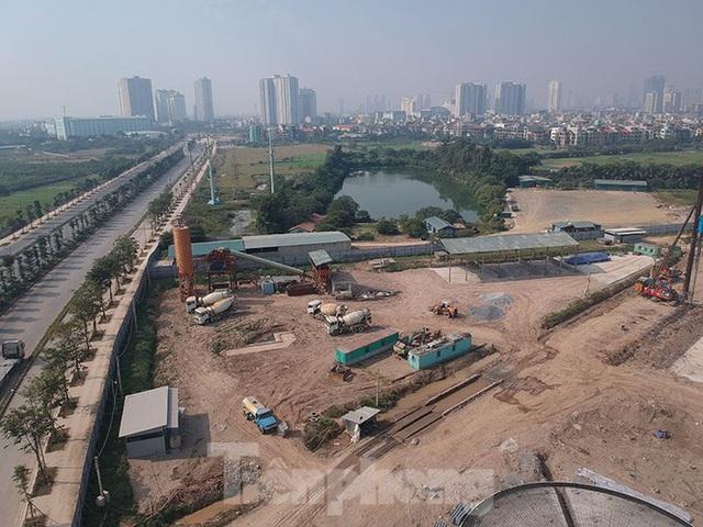 Nhà máy xử lý nước thải 16.000 tỷ được kỳ vọng cứu sông Tô Lịch giờ thế nào? - Ảnh 7.