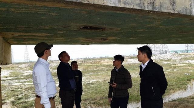 Cận cảnh cây cầu hơn 7 tỷ đồng được làm bằng bê tông cốt xốp ở Hà Tĩnh - Ảnh 8.