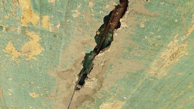 Cận cảnh cây cầu hơn 7 tỷ đồng được làm bằng bê tông cốt xốp ở Hà Tĩnh - Ảnh 9.
