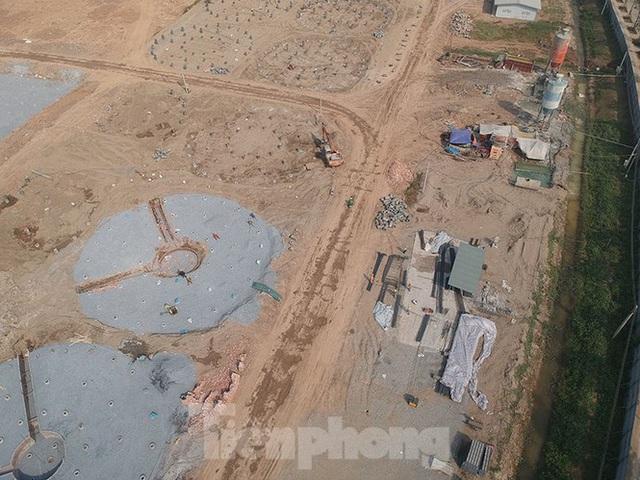 Nhà máy xử lý nước thải 16.000 tỷ được kỳ vọng cứu sông Tô Lịch giờ thế nào? - Ảnh 10.