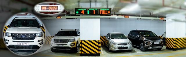 Khám phá bãi đậu xe thông minh bậc nhất Việt Nam - Ảnh 1.