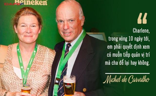 Chuyện đời ít biết về con gái độc nhất của ông chủ hãng Heineken: Tính cách nhút nhát, ẩn mình làm nội trợ đến bước ngoặt đứng lên làm bà chủ đế chế - Ảnh 1.