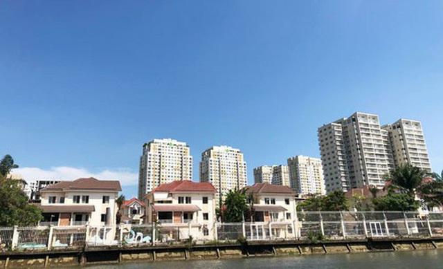 TP HCM gấp rút kiểm tra 101 dự án ven sông Sài Gòn  - Ảnh 1.