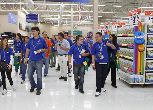 15 công ty đông nhân viên nhất thế giới, Walmart tiếp tục dẫn đầu - Ảnh 15.
