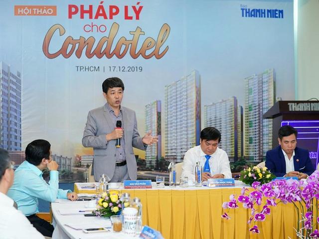 Phó Tổng cục trưởng Tổng cục Quản lý đất đai nói gì về việc chuyển condotel sang nhà ở? - Ảnh 1.