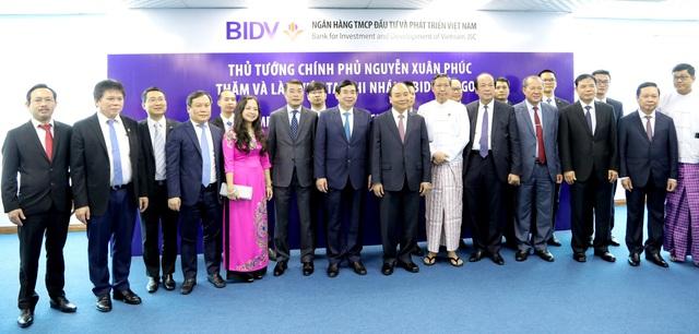 BIDV báo cáo Thủ tướng: Chi nhánh Yangon ở Myanmar đã có lãi 1,5 triệu USD - Ảnh 1.