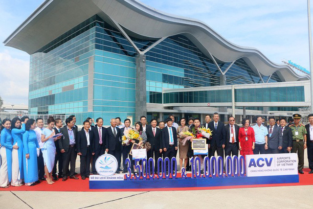 Khánh Hòa: Đón du khách quốc tế thứ 3,5 triệu trong năm 2019 - Ảnh 1.