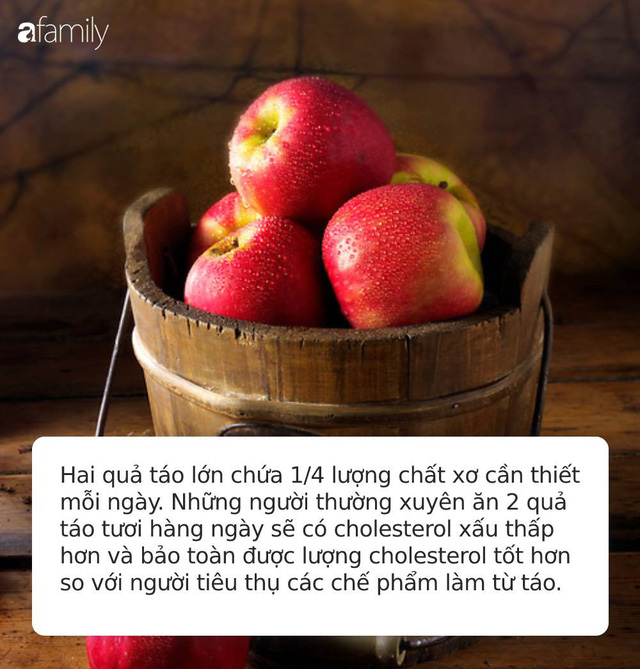 Điều kỳ diệu gì sẽ xảy ra khi ăn 2 trái táo/ngày: Những tác dụng khiến chị em tiếc hùi hụi vì không biết sớm hơn - Ảnh 2.