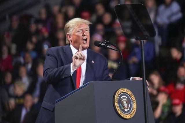 Không cần tức giận, luận tội có lợi cho ông Trump? - Ảnh 1.