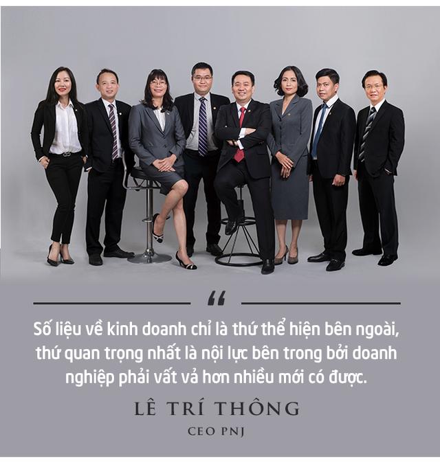CEO PNJ Lê Trí Thông: PNJ đang vươn ra thế giới, chúng tôi cùng các doanh nhân trẻ sẽ chung tay xây dựng Việt Nam hùng cường - Ảnh 6.