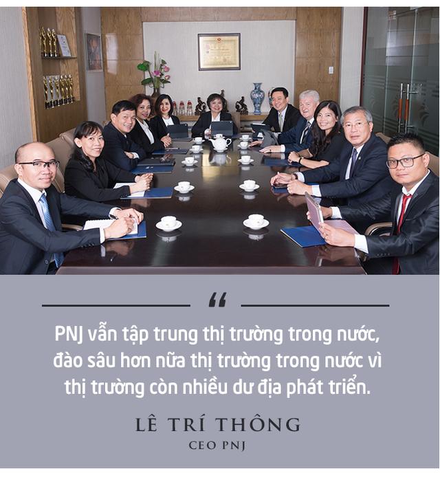 CEO PNJ Lê Trí Thông: PNJ đang vươn ra thế giới, chúng tôi cùng các doanh nhân trẻ sẽ chung tay xây dựng Việt Nam hùng cường - Ảnh 10.