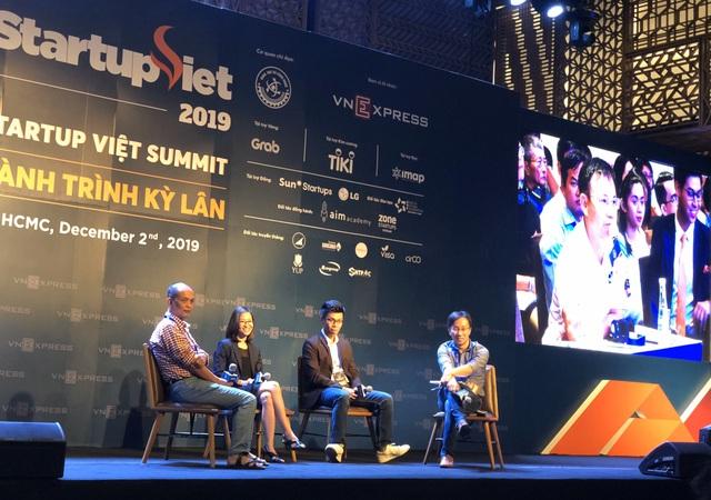 """Cưu CEO FPT Nguyễn Thành Nam: 'Startup muốn thành kỳ lân phải chú trọng con người, muốn quản trị tốt hãy về những miền quê để học hỏi"""" - Ảnh 1."""