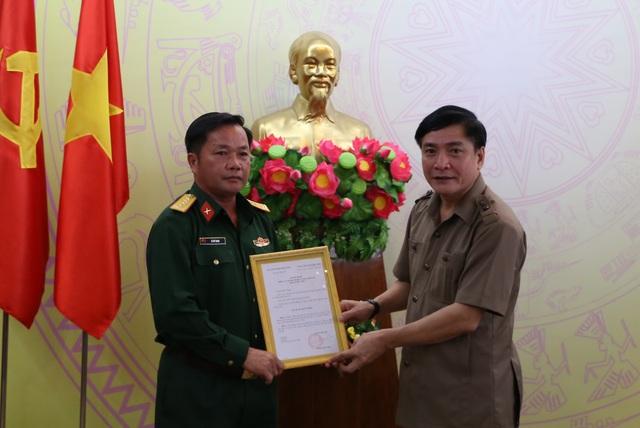 Triển khai các quyết định nhân sự của Ban Bí thư Trung ương Đảng - Ảnh 1.