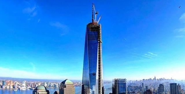 10 tòa nhà đắt nhất từng được xây dựng ở Mỹ - Ảnh 1.