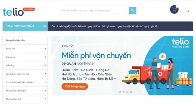 Giá trị tăng 10 lần chỉ sau 1 năm gọi vốn, starup nền tảng thương mại B2B Telio Việt Nam vừa được rót thêm 25 triệu USD - Ảnh 1.