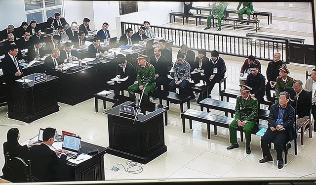 Đề nghị mức án tử hình cho cựu Bộ trưởng Nguyễn Bắc Son về tội Nhận hối lộ - Ảnh 1.