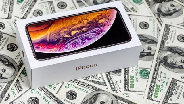 iPhone chiếm tới 66% lợi nhuận của cả thị trường smartphone toàn cầu - Ảnh 1.