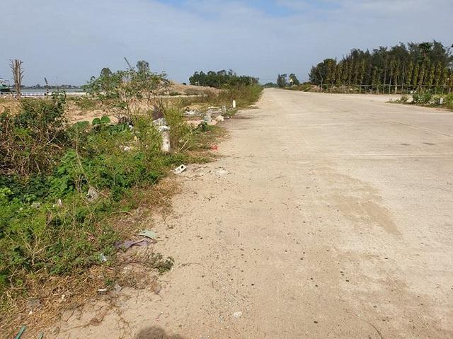 Rác thải chất đống trên đê chống lũ ở Hà Tĩnh: Chính quyền vào cuộc xử lý - Ảnh 8.