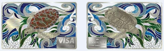 Thẻ tín dụng dành riêng cho tỷ phú: Làm từ kim loại hiếm đã là xưa, đây là loại thẻ được thiết kế riêng, đúc từ vàng, chạm khắc kim cương và đá quý! - Ảnh 1.