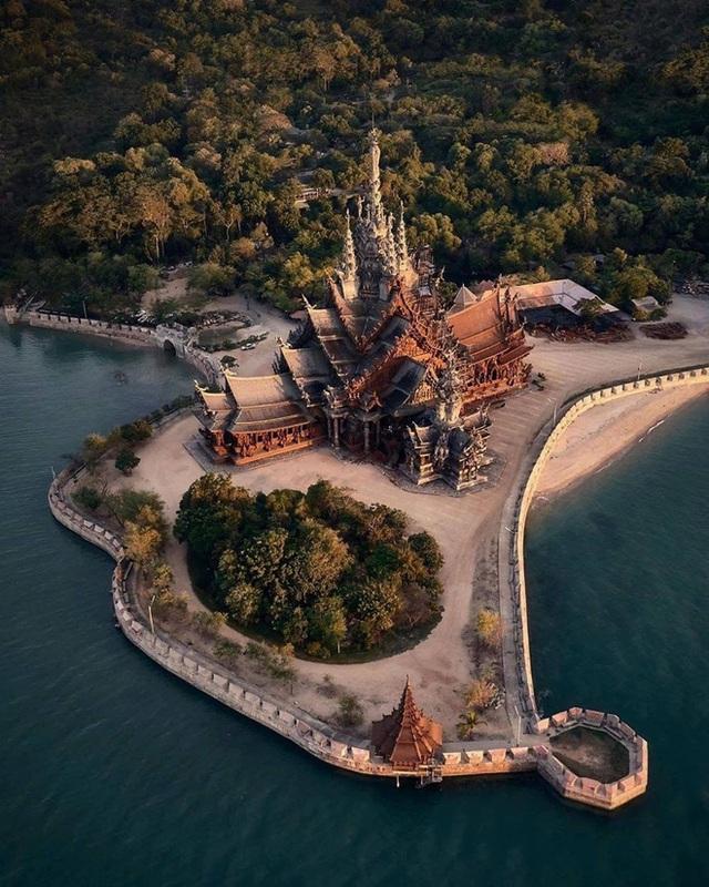Đến Pattaya mà chỉ biết có tắm biển thôi thì phải bổ sung gấp thực đơn du lịch của bạn bằng 10 trải nghiệm thú vị sau - Ảnh 9.